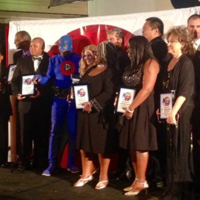 2016 DangerMan Hero Award Recipients