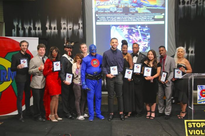 Urban Superhero DangerMan Culminates 20 Year Anniversary